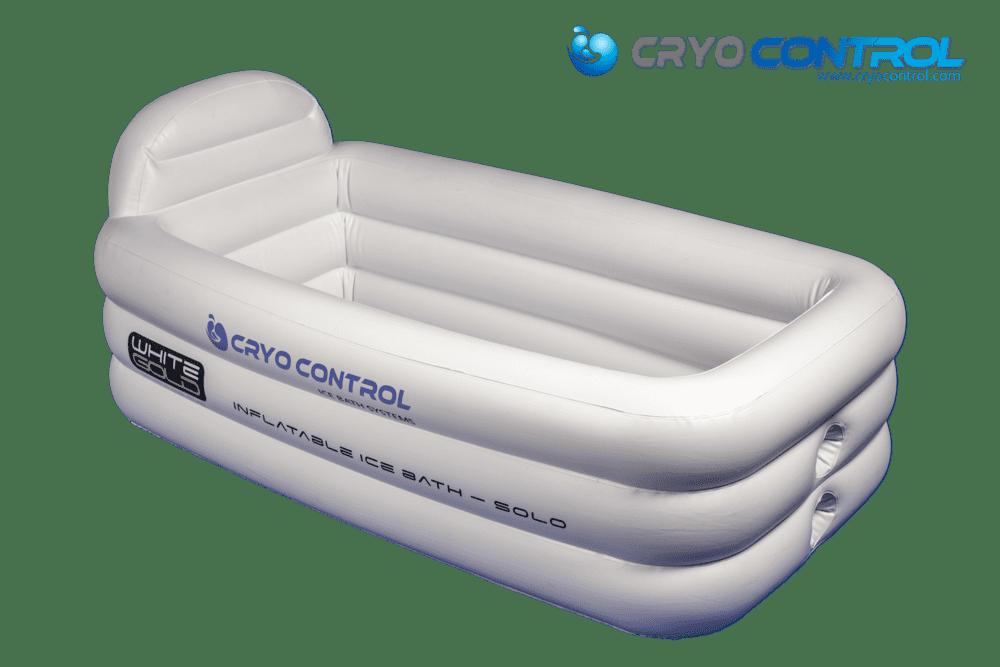 クライオコントロールジャパンの氷を使わないポータブルアイアスバス(1人用)